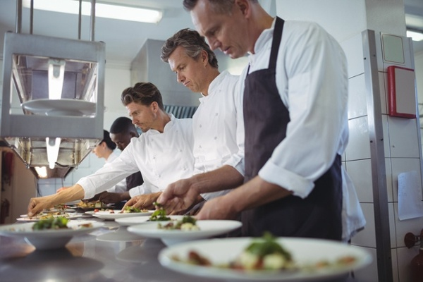 Management cuisine restaurant